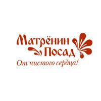 Канва с рисунком 410х410, серия производителя Матренин посад
