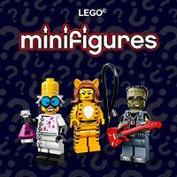 Minifigures, серия Производителя LEGO